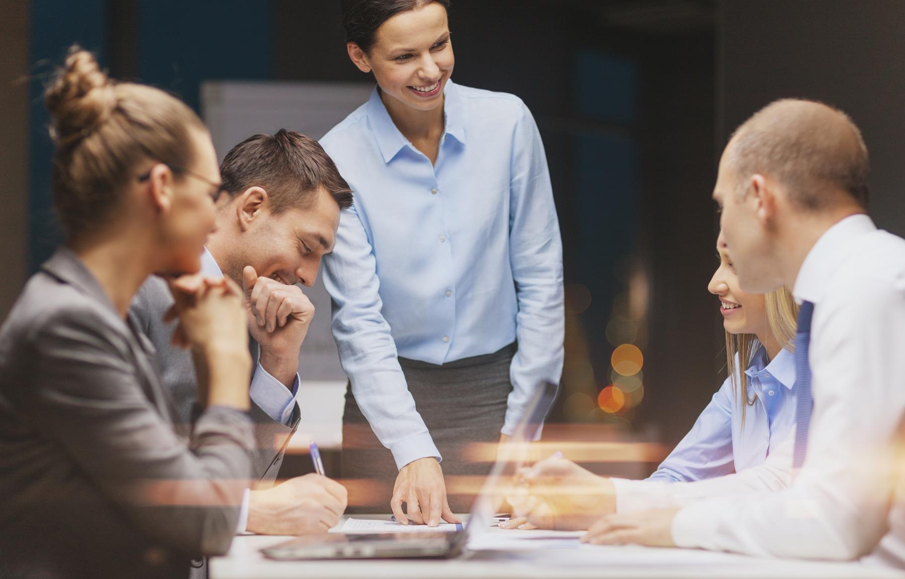 Kompetencje menedżerskie izarządzanie zespołem