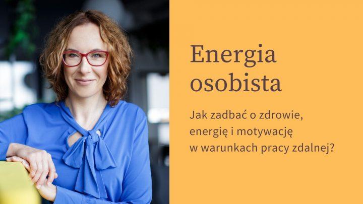 webinar jak mieć energię